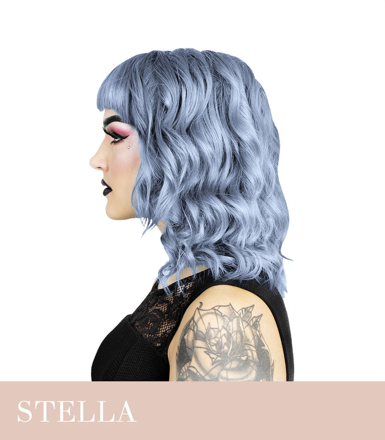 Stella Steel Blue